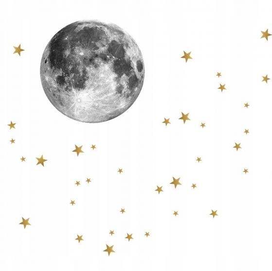 Naklejki ścienne Gwiazdki